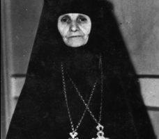 Ігуменя Параскева (в схимі Ніна в миру Юліанія Прокоп)