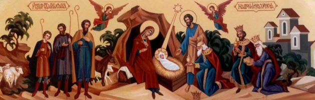Розклад Різдвяних богослужінь на 2021 р.