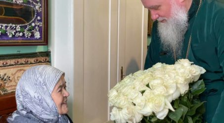 Почесній настоятельниці Мукачівського монастиря, ігумені Єпистимії – 85!