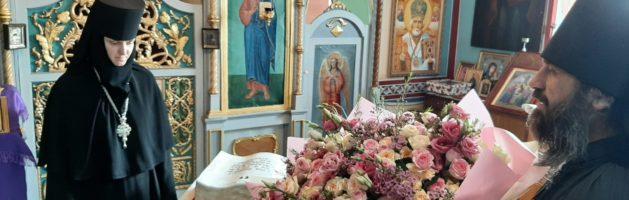 День ангела настоятельниці Мукачівського жіночого монастиря