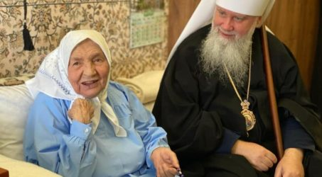 Відійшла до Господа 95-літня схимонахиня Серафима (Гачавської)